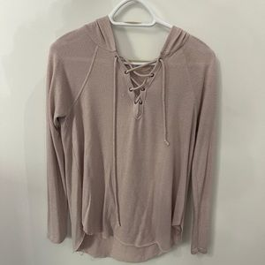 American eagle soft and plush sweater